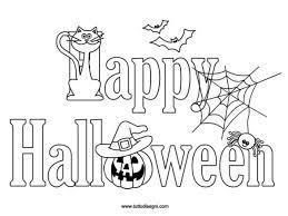 34 halloween images halloween banner coloring
