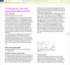 10 things to love and about microsoft office 2013 techrepublic