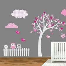 sticker chambre bébé fille shelving tree decal choose custom colors for your tree bookshelf