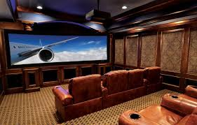 25 Jaw Dropping Home Theater Designs Home Theatre Design