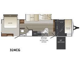Keystone Rv Floor Plans 2017 Keystone Rv Outback Diamond Super Lite 324cg Stock