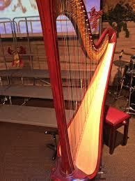 harp ornaments intarsia by jim lumberjocks