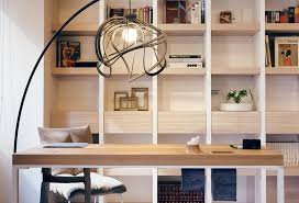 Small Desk With Bookcase Wall Units Outstanding Shelves And Desk Unit Shelves And Desk
