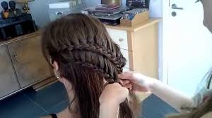 hair style for a nine ye 9 year old girl hairstyling super talent youtube
