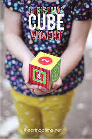 christmas cube advent free printable i heart nap time