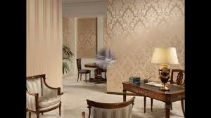 Wallpaper Design Home Decoration Best Wallpaper For The Living Room Youtube