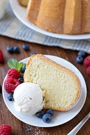 lemon sour cream pound cake lea interiors