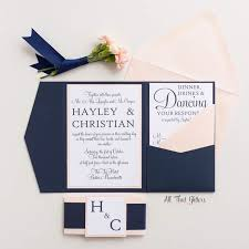 Nautical Wedding Programs Best 25 Navy Wedding Invitation Suites Ideas On Pinterest Navy