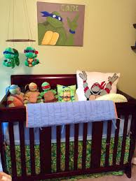 Teenage Mutant Ninja Turtles Twin Bed Set by Baby Turtle Nursery Teenage Mutant Ninja Turtle Baby Nursery