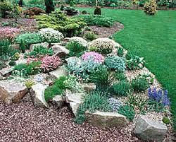 Creating A Rock Garden Greens Keeper Landscape Maintenance Llc Think Attractive Rock