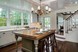 featured kitchen charming 1920s beach house the kitchen company