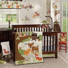 Crib Bedding Set With Bumper Baby Crib Bedding Set 6 Pcs 100 Cotton Bumper Included Sheets Free
