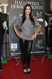 halloween horror nights chance actress christa campbell at the annual eyegore awards opening night of