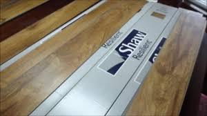 Shaw Laminate Flooring Problems - installation u0026 review of shaw vinyl floor tile youtube