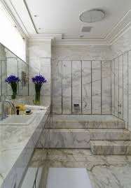 Gray And White Bathroom Ideas by 30 Marble Bathroom Design Ideas Styling Up Your Private Daily