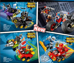 2016 lego dc mighty micros sets photos preview bricks and bloks