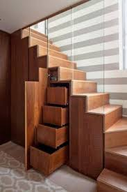 Under Stairs Shelves by Cabinets Stairs With Flip Up Steps And Very Narrow Stairs Each