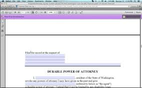 Power Of Attorney Form Ohio how to write a washington state power of attorney form youtube