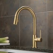 kitchen faucet brass delta 9959 cz dst trinsic single handle pull bar prep faucet