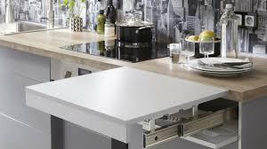 cuisine plan travail plan de travail pliable cuisine 4x 710mm rglable pliable