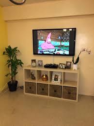 tv stand furniture ideas 97 corner kmart tv stands with oak wood beautiful ikea kallax made as a tv stand 20 ikea kallax made as a tv stand