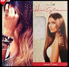 hair styles with rhinestones aliexpress com buy 24pcs charming hair bling gems rhinestones