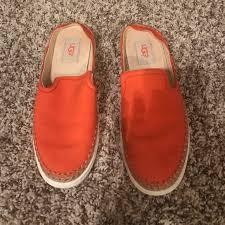 ugg flash sale 82 ugg shoes flash sale orange ugg caleel slip on
