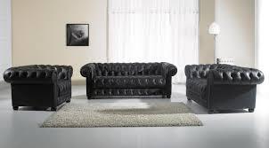 decor colorado tufted leather sofa with futuristic style for