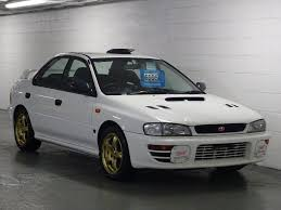 rare subaru models used subaru impreza saloon in keighley west yorkshire motorhub