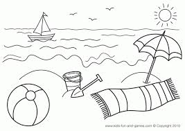 elegant printable summer coloring pages property
