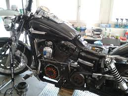 stator install howto with pics harley davidson forums