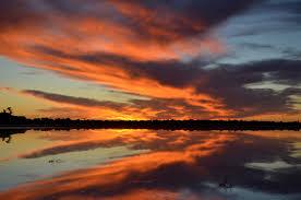 murray sunset national park pink lakes hike australia