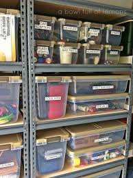 How To Organize A Garage Best 25 Garage Organization Ideas On Pinterest Garage Ideas