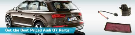 audi q7 brake pad replacement audi q7 parts partsgeek com