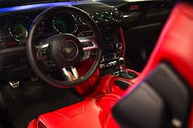 Mustang Interior 2014 Fisker Galpin Auto Sports Rocket The Ultimate American Muscle Car