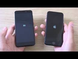 Redmi 4x Xiaomi Redmi 4x Vs Iphone 7 Ios 11 Beta 2 Which Is Fastest