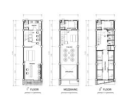 Open Space Floor Plan Gallery Of Ora Hostel Sea Architecture 28