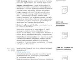 adjunct instructor resume sample adjunct professor resume samples visualcv resume samples database
