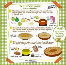 cuisiner avec des enfants tarte pommes caramel cuisiner avec les enfants