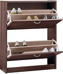 Argos Kitchen Cabinets Buy Shoe Storage Cabinet Walnut Effect At Argos Co Uk Your