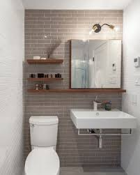 Contemporary Bathroom Shelves Small Bathrooms Design Ideas Pictures Remodel And Decor