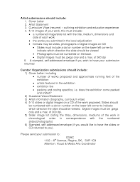 artist cover letters sample student resume template
