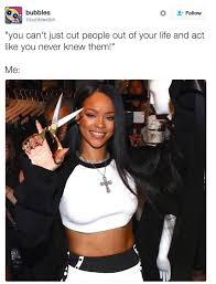 Memes Rihanna - snip snip rihanna memes and humour