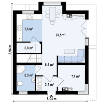 Home Plans For Free House Floor Plan And Layout For Free For Small Houses With Attic