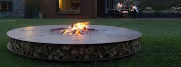 Large Firepit Ak47 Zero Pit Large 3 0m Diam Luxury Outdoor Pit