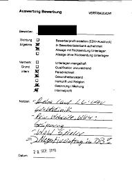 Praktikum Absage Vorlage Bewerbung Abgelehnt Notzizettel Wurde In Meiner Mappe Vergessen