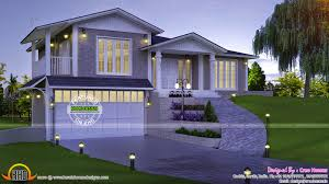basement house floor plan by kerala so replica houses