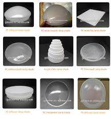 Fluorescent Ceiling Light Covers Plastic Brilliant Acrylic Dome Replacement Plastic Outdoor Light Covers In