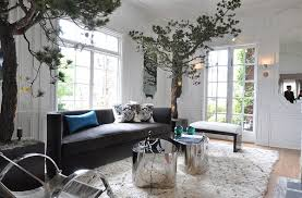3 chic ideas to style your home with modern geometric area rugs