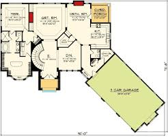 ranch floor plans with basement top 10 photos ranch house plans with walkout basement home devotee